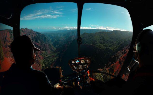 Communicatie – Ja of nee zeggen? Stap in de helikopter!