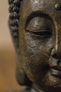 Buddha-hoofd