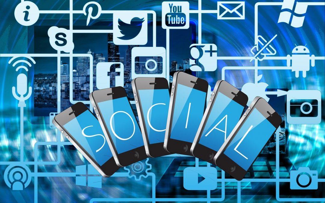 Sociale media, laat je niet gek maken - COMM-ON+