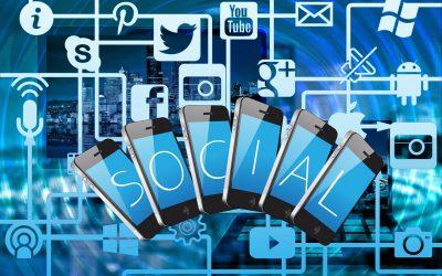 Sociale media, laat je niet gek maken